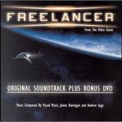 FREELANCER / GAME O.S.T. (W/DVD)