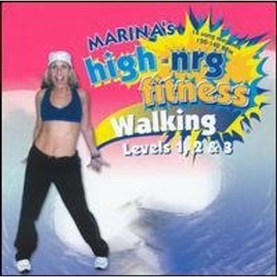 MARINA'S HIGN-NRG FITNESS: WALKING LEVELS 1 2 & 3