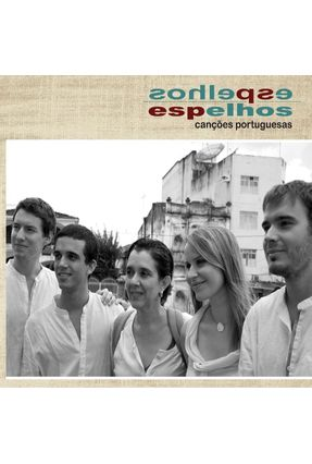 Espelhos Canções Portuguesas Saraiva