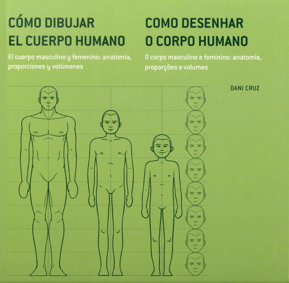 Como Desenhar O Corpo Humano Corpo Masculino E Feminino Ed