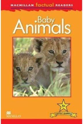 Baby Animals - Macmillan Factual Readers - Macmillan   Hoshan.org