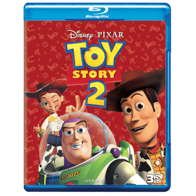 Toy Story 2 - Blu-Ray 3D