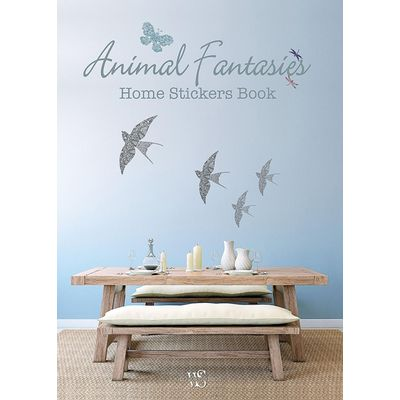 Home Stickers - Animal Fantasy