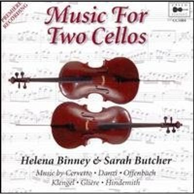 MUSIC FOR 2 CELLOS / VARIOUS