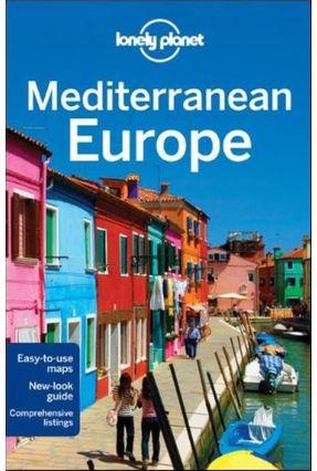 Lonely Planet - Mediterranean Europe - Garwood,Duncan | Hoshan.org