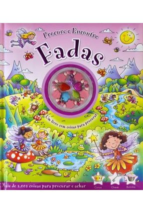 Fadas - Col. Procure e Encontre - Editora Ciranda Cultural pdf epub