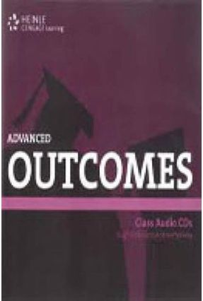 Outcomes Advanced - Class Audio CD - Walkley,Andrew Dellar,Hugh | Tagrny.org