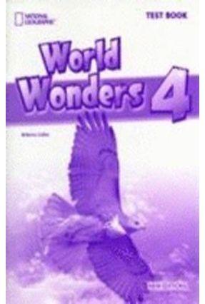 World Wonders 4 - Test Book - Clements,Katy Crawford,Michele | Hoshan.org