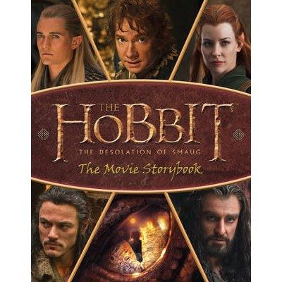 The Hobbit - The Desolation Of Smaug - Movie Storybook
