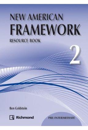 New American Framework 2 - Teacher's Resource Book - Goldstein,Ben | Hoshan.org