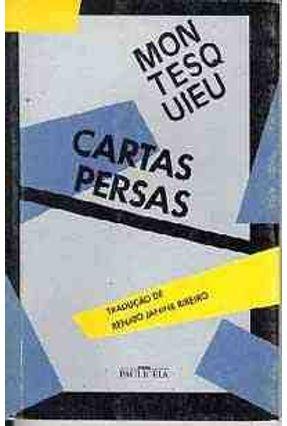 Cartas Persas - Montesquieu,Charles Luis de Secondat   Nisrs.org