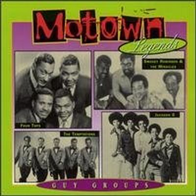 MOTOWN GUY GROUPS / VARIOUS