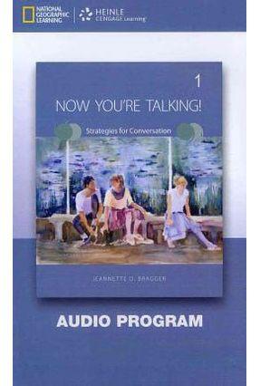 Now You´re Talking! Strategies For Conversation 1 - Audio Program - Bragger,Jeannette D.   Nisrs.org