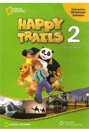 Happy Trails 2 - Interactive CD-ROM - Heath,Jennifer | Hoshan.org