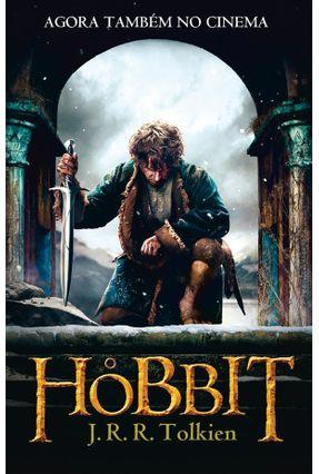 O Hobbit - Capa do Filme - A Batalha Dos Cinco Exércitos