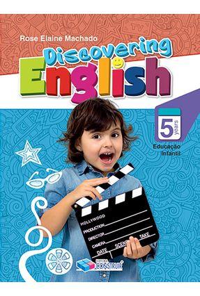 Discovering English - Educação Infantil  - 5 Anos