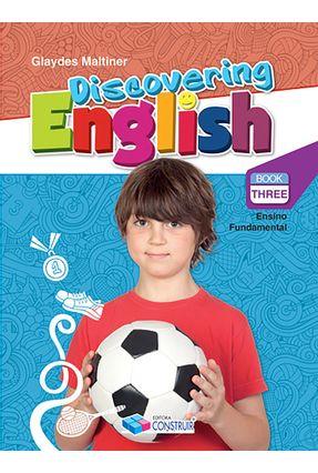 Discovering English - Ensino Fundamental I - 3º Ano