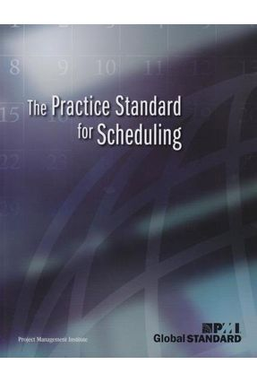 Practice Standard For Scheduling - Vários Autores | Tagrny.org
