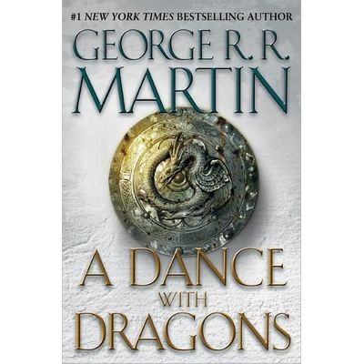 Dance With Dragons - A Song Of Ice And Fire - Book Five