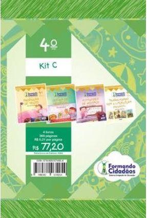 Kit C - Formando Cidadãos -  Ensino Fundamental I - 4º Ano