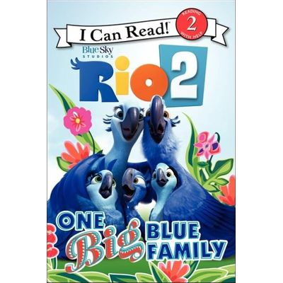 Rio 2 - One Big Blue Family