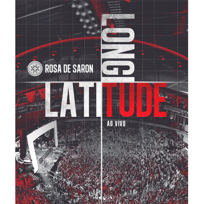 Latitude, Longitude - ao Vivo - Blu-ray