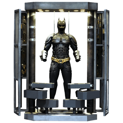 Tdk Batman Armory - 1/6 Figure