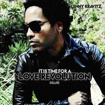 It Is Time For a Love Revolution - Digipak - CD + DVD