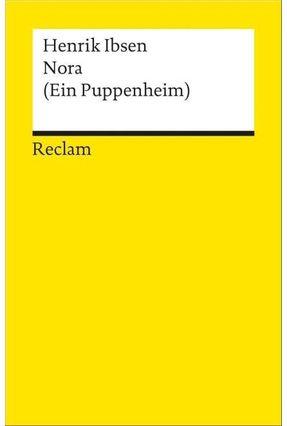 Nora Oder Ein Puppenheim. - Ibsen,Henrik | Hoshan.org
