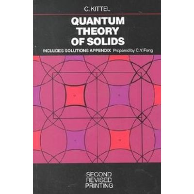 Quantum Theory of Solids 2nd Revised Edition