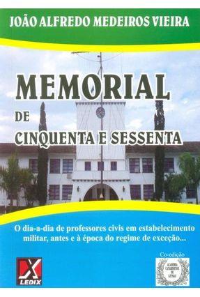 Memorial de Cinquenta e Sessenta - Alfredo,João   Hoshan.org