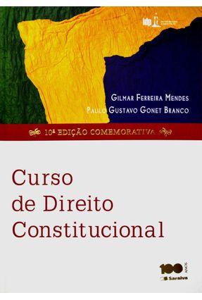 Curso de Direito Constitucional - 10ª Ed. 2015