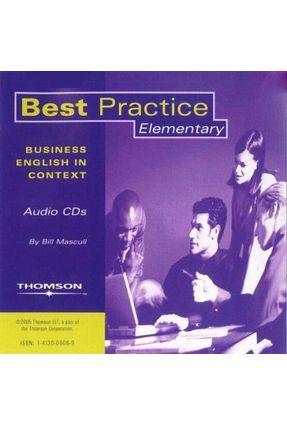 Best Practice Elementary - Audio CD - Mascull,Bill Kerridge,David Comfort,Jeremy   Hoshan.org