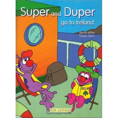 Surprise! Reader 2: Super & Duper Go To Ireland