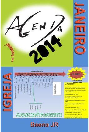 Agenda Janeiro 2014 Apascentamento - Baena Jr | Nisrs.org