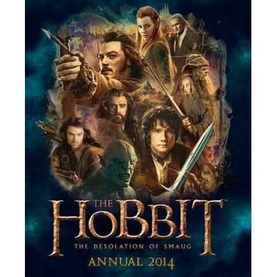 The Hobbit - The Desolation Of Smaug - Annual 2014