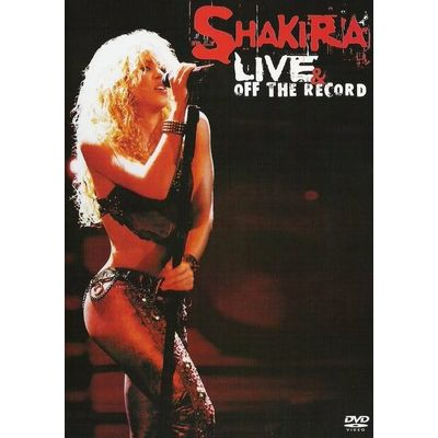 Live & Off The Record - DVD + CD