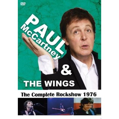 Paul Mccartney & The Wings - The Complete Rockshow 1976 - DVD