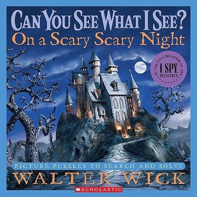 Can You See What I See? - On A Scary Scary Night