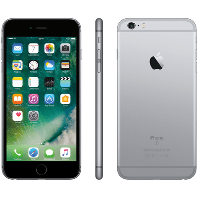 Reembalado - iPhone 6 Plus 64Gb Cinza Espacial Apple