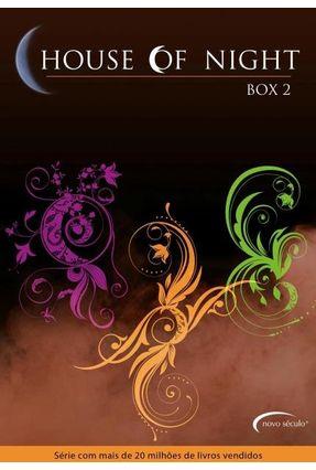 Série House Of Night - Edição Especial - Box 2 - Cast,Kristin Cast,P. C. | Hoshan.org
