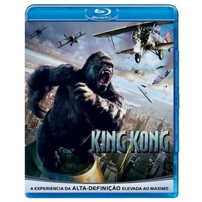 King Kong - Blu-Ray