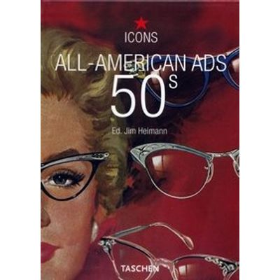 All American Ads of the 50s