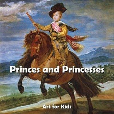 Puzzle Books - Princes & Princesses