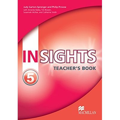 Insights 5 - Teacher's Book With Test CD-ROM