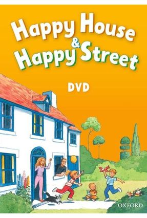 Happy House And Happy Street + DVD - Editora Oxford   Hoshan.org