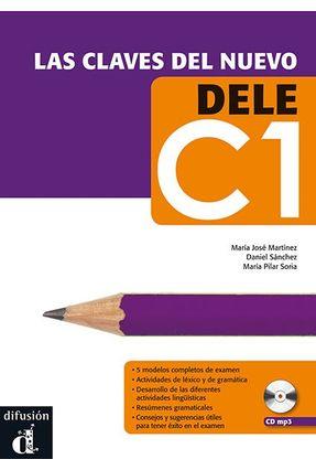 Las Claves Del Nuevo Dele C1 - Libro Del Alumno + CD