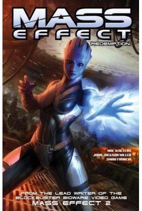 Mass Effect Volume 1 - Redemption - Miller,John Jackson Walters,Mac Francia,Omar Atiyeh,Michael pdf epub