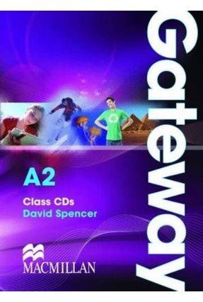 Gateway A2 - Class Audio CD - Editora Macmillan | Nisrs.org