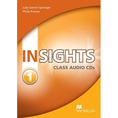 Insights 1 - Class Audio CD